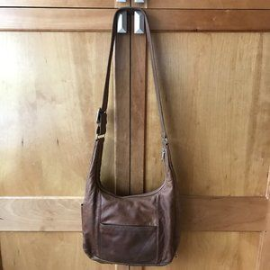 CORONADO LEATHER AMERICAN PURSE W/ CONCEALED CARRY